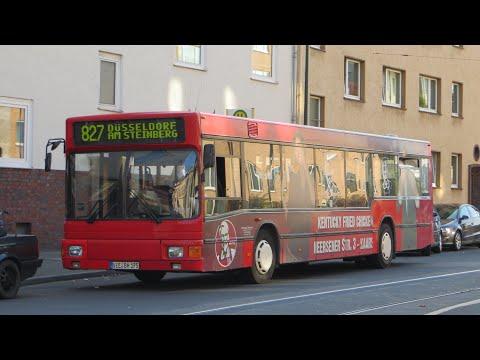 [Sound] Bus MAN NL 222 (VIE-BH 175) der Fa Brings Reisen GmbH & Co KG, Willich (Kreis Viersen)