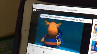 Download The Backyardigans theme song Indonesian version w/ subs-translation Mp3