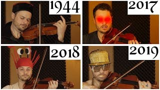 Evolution of Meme Music PART 5 (Plus Tik Tok) | 1944-2019