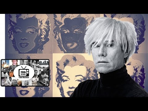 """Andy Warhol: """"We're sponsoring a new band. It's called the Velvet Underground."""""""