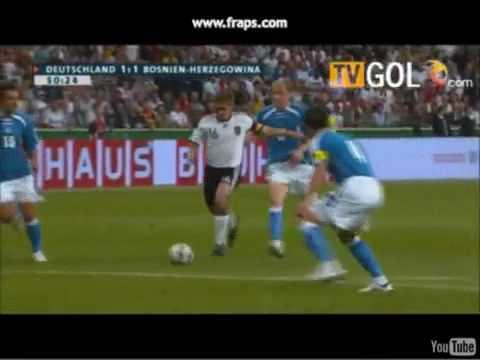 Germany Vs Bosnia Herzegovina (3-1) All Goals and Highlights