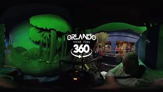 Peter Pan's Flight in 4K / 360 / VR / AMBIX (Spatial Audio)