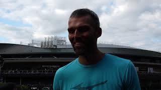 Ivo Karlović: Uvek Kad Se Pobedi Sve Je Odlično   SPORT KLUB Tenis