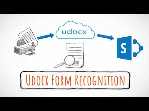 Udocx Form Recognition