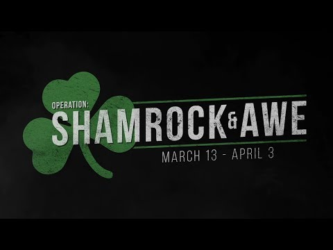 Official Call of Duty®: WWII - Operation: Shamrock & Awe Trailer