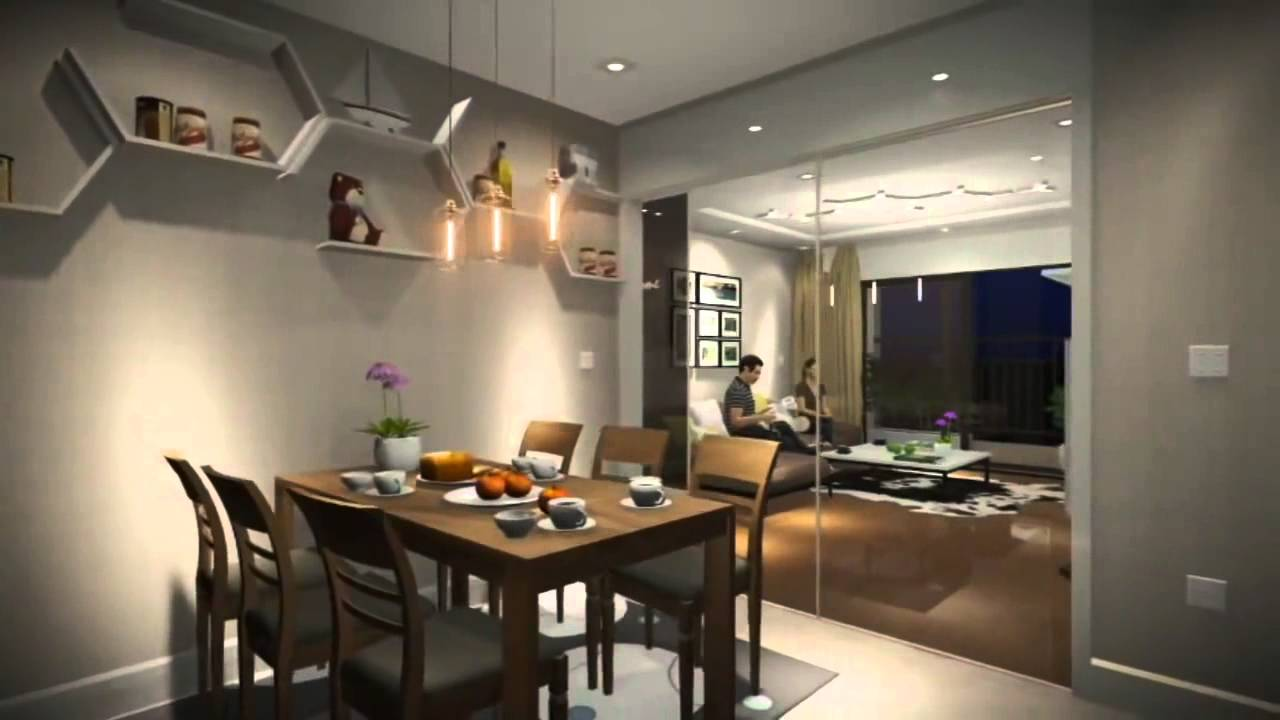 Appartement, décoration d\'interieur. - YouTube