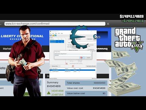cách hack game online bằng cheat engine - Cách cheat tiền trong GTA V bằng cheat engine - How to use cheat engine to cheat money in GTA V