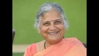 Prolific writer and famous philanthropist Sudha Murty turns 68