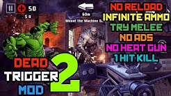 dead trigger mod apk 1.3.3 unlimited money and gold