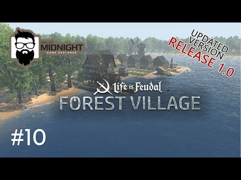 Forest Village Release 1.0 Gameplay - FIRST EXPEDITION - PART 10 - Lets Play Forest Village Release