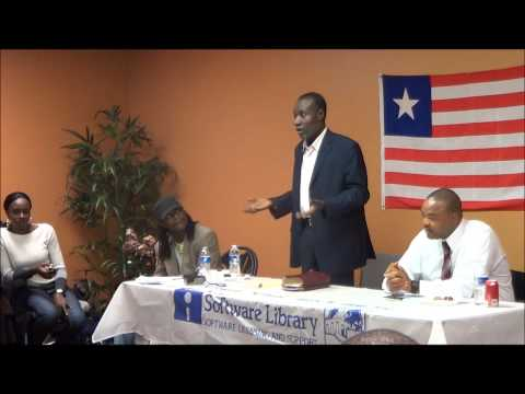 CDC Rep. Solomon George Plans to Shit on Monrovia Mayor (Mary Broh)