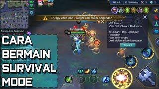 Cara Bermain Mode Survival di Mobile Legends