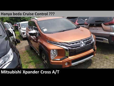 Mitsubishi Xpander Cross A/T review - Indonesia