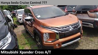 Mitsubishi Xpander Cross A/T review - Indonesia