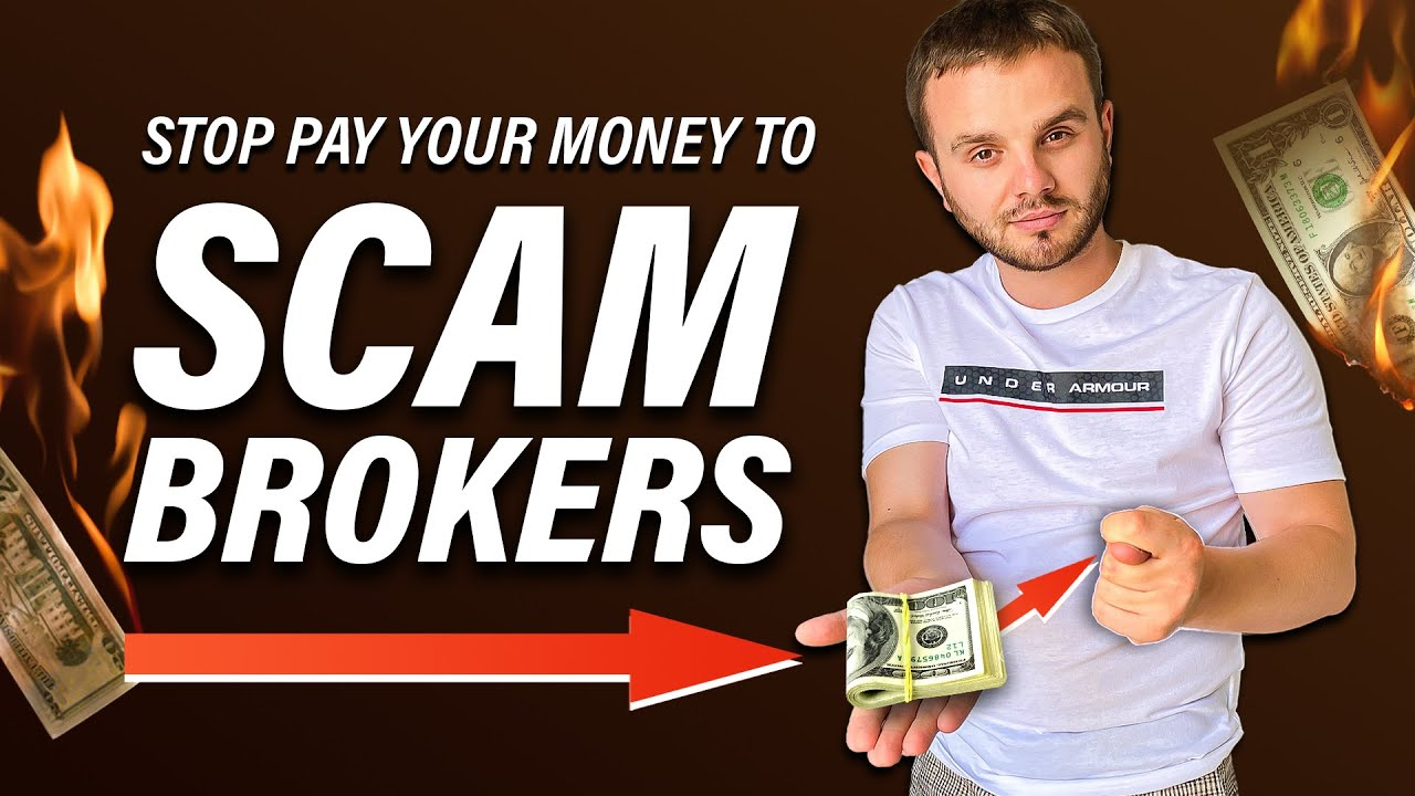 YOU WILL IDENTIFY SCAM BROKER IN 1 MINUTE  How to identify scams