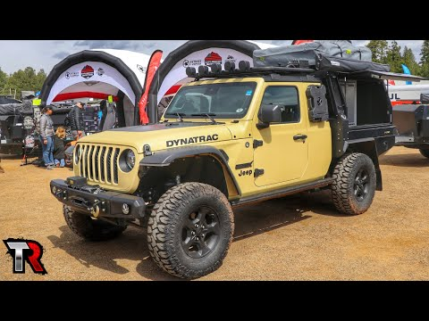 Vehicles of Overland Expo West 2019