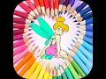 coloring pages for girls new application for girl 2015