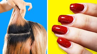 22 DIY BEAUTY HACKS FOR THOSE WHO STAY AT HOME