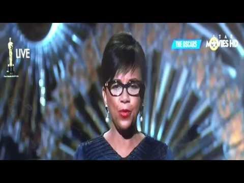 Cheryl Boone Isaacs' Speech on 2015 Oscars