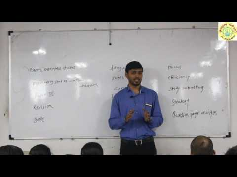 How to crack MPSC in one year by Pranil Gilda (Dy.SP)