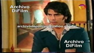 DiFilm - Blooper Osvaldo Laport Juan Darthes 2003