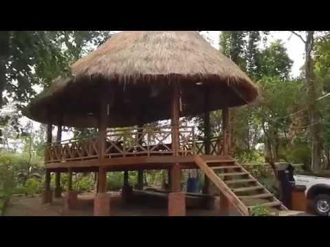รีสอร์ท ที่พัก ร้านอาหารถูกและดีมาก ๆ ในลาว Good Resort and Restaurant in Lao be cheap