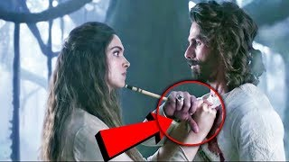 (31 Mistakes) In Padmaavat - Plenty Mistakes in Padmaavat Full Hindi Movie - Deepika Padukone