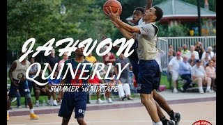 the jelly jq mix   jahvon quinerly s official summer 16 jellyfam mixtape