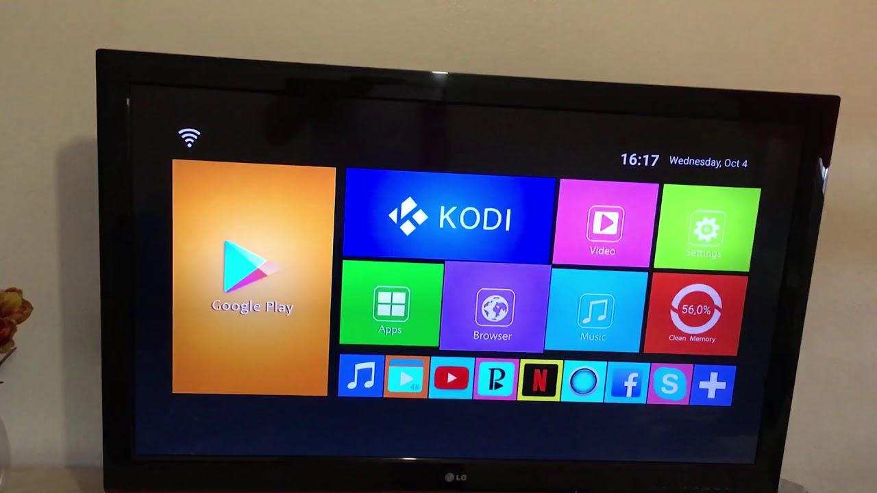 TV BOX MX9 4K E MELHOR LISTA IPTV