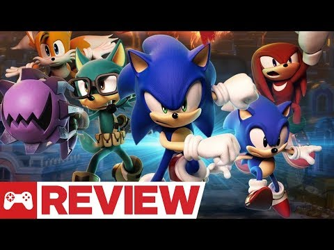 Sonic Forces Review