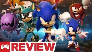 Sonic Forces Review (Video Game Video Review)