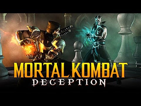 "The Greatest Mini-Game EVER! - Mortal Kombat Deception: ""CHESS KOMBAT"" (Road to Mortal Kombat 11)"