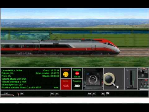 Simulatore Treno 5.02 Gameplay from YouTube · Duration:  10 minutes 10 seconds