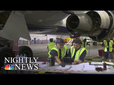 Companies Look to Bridge U.S. 'Middle Skills' Gap | NBC Nightly News