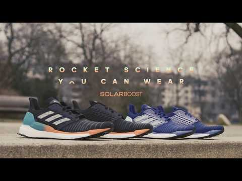 adidas Solar Boost available at INTERSPORT YouTube