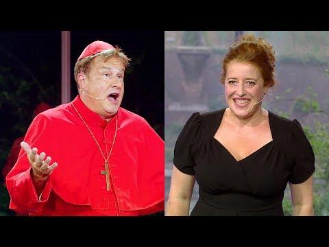 Binger Comedy Nights 2018: Lars Reichow und Luise Kinseher  SWR Fernsehen