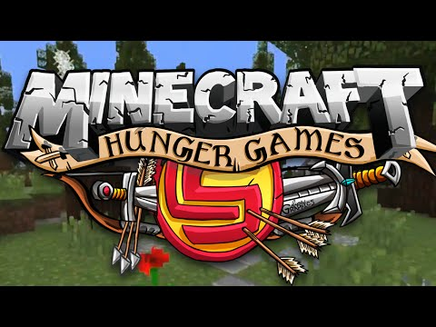 Minecraft: MR. HELMET - Hunger Games Survival w/ CaptainSparklez
