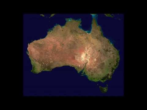 Advance Australia Fair—Organ Version With Fanfare