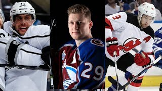 NHL AWARDS ROCK VEGAS:  Players predict who will win the Hart Trophy!