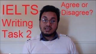 IELTS Writing Task 2 Format Structure Tips Agree Disagree Argument Essay 8.5 scorer SYED