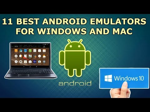 11 Android Emulator For Windows And Mac 2019