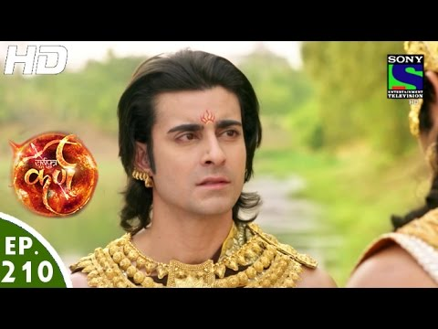 Suryaputra Karn - सूर्यपुत्र कर्ण - Episode 210 - 7th April, 2016