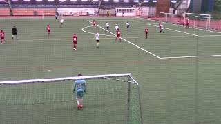 Hu Utd 4 - FC Jazz White 0-5 (0-3) II pa.