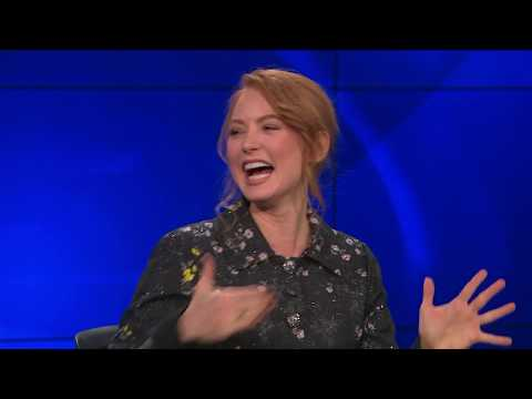 Countdown to Christmas with Alicia Witt in