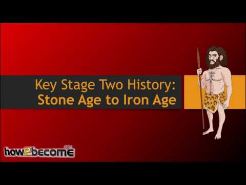 KS2 History: Stone Age to Iron Age