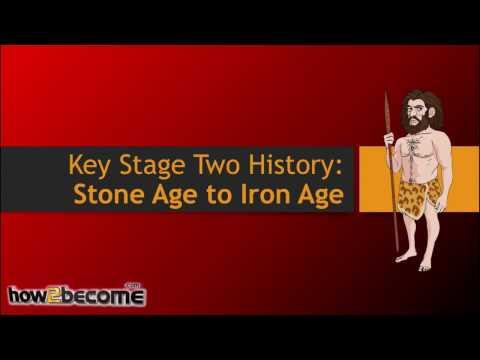 KS2 History: Stone Age to Iron Age