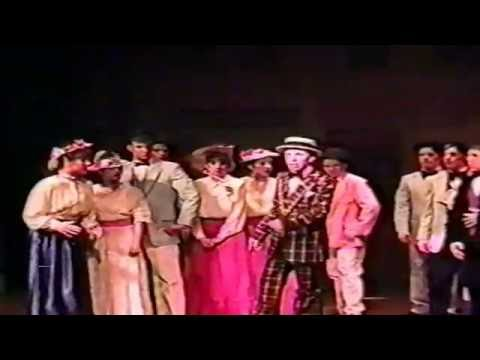 THE MUSIC MAN - Musical Performance ( 1993 Chatham High School, NJ)