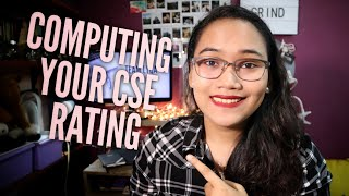Paano ang computation ng rating sa Civil Service Exam?