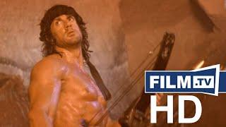 Rambo III Trailer Deutsch German (1988)