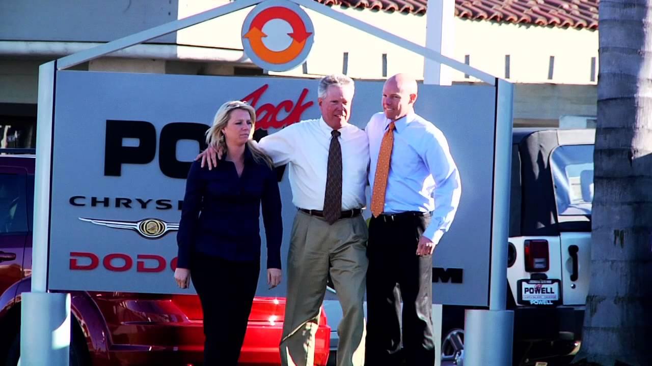 Jack Powell | Your Escondido Dealership for Chrysler, Jeep, Dodge ...